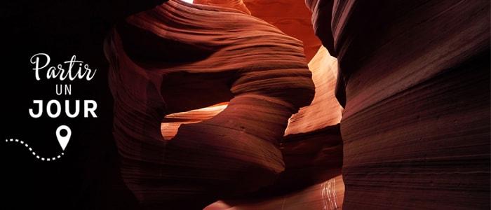 Page, de Horseshoe Bend à Antelope Canyon