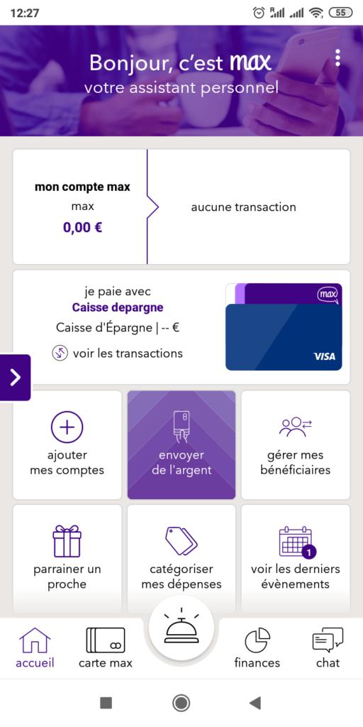 Max Une Neobanque Pour Voyager Sans Se Ruiner Note Au