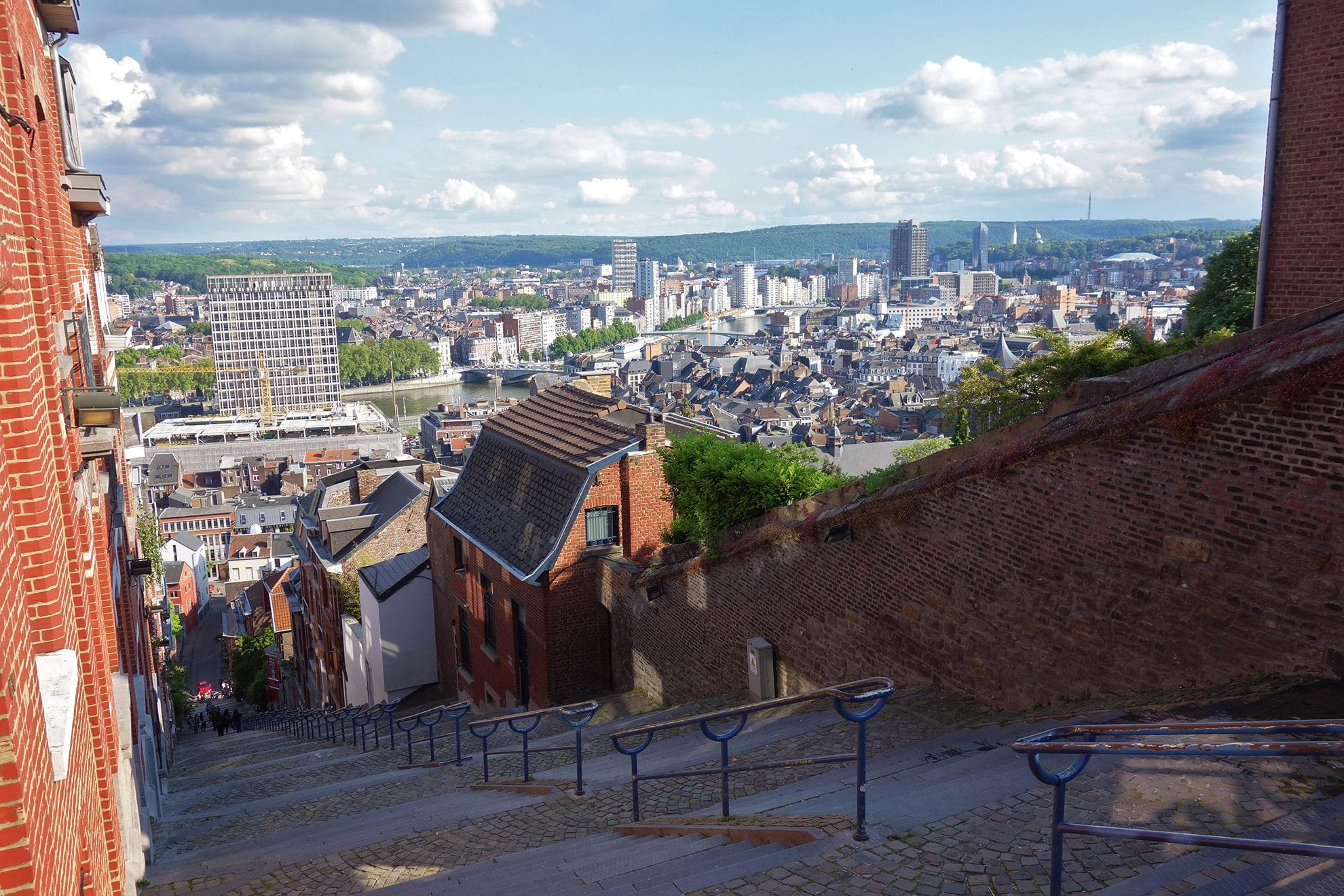 Escaliers de Bueren
