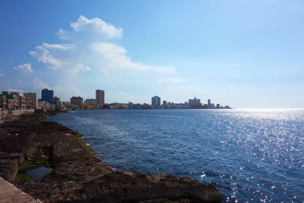 Le Malecon, La Havane
