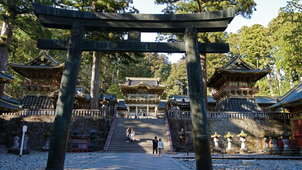 Temple à Nikko